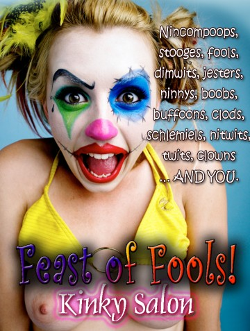 FEAST OF FOOLS IMAGE