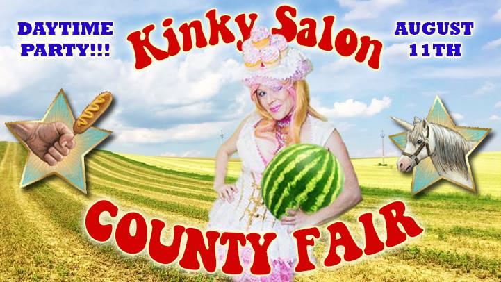 Kinky Salon COUNTY FAIR