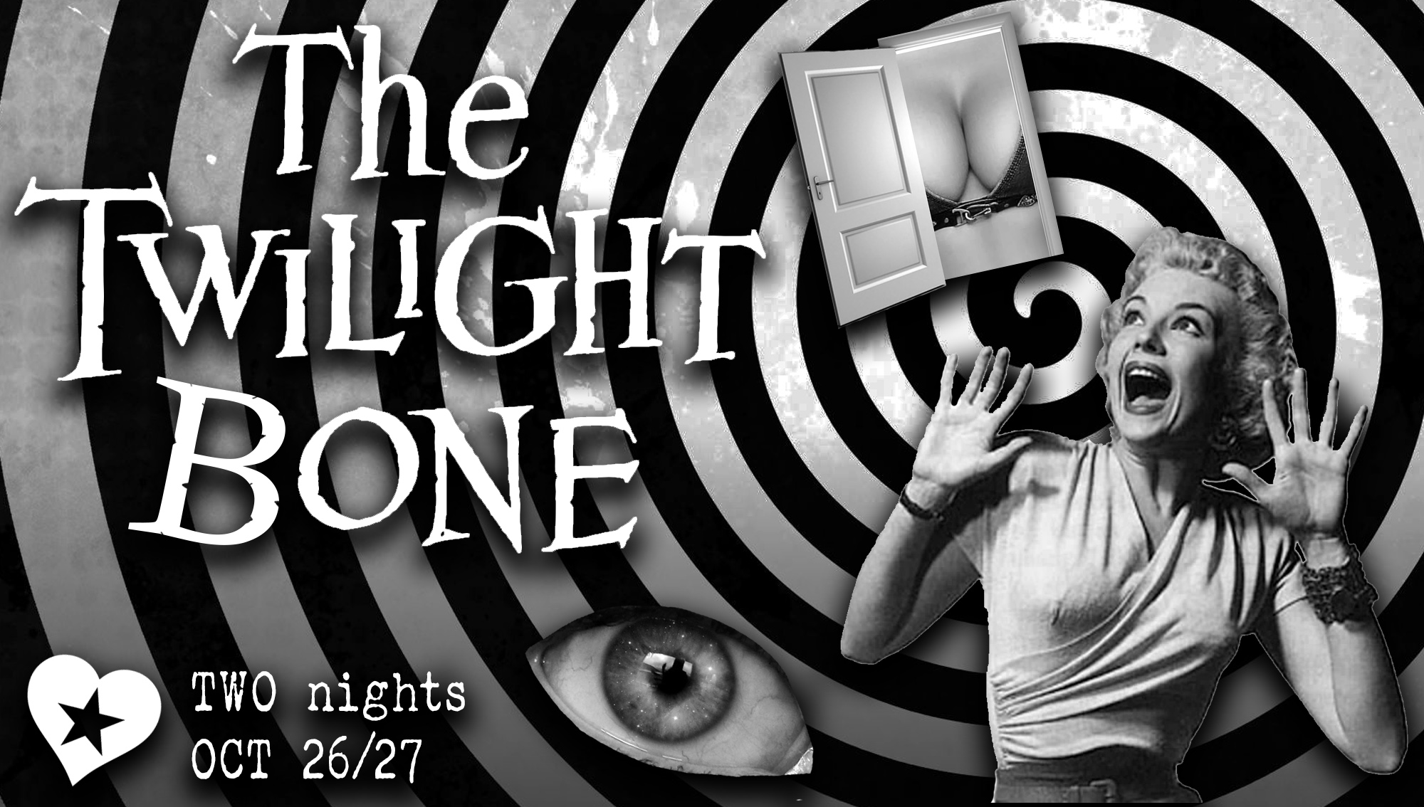 Kinky Salon TWILIGHT BONE - OCT 26 + 27